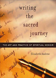 Writing the Sacred Journey book cover